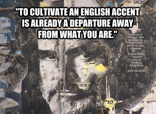 English Accent