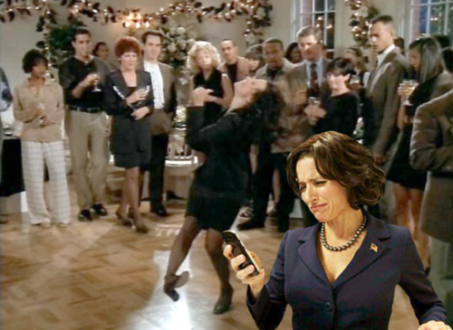 The Best Of Veep's Selina Is Not Impressed #MemeMaam Meme