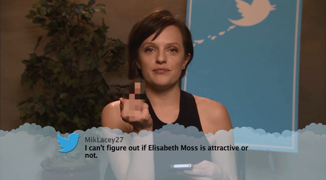 Celebrities Read Mean Tweets About Themselves On Kimmel