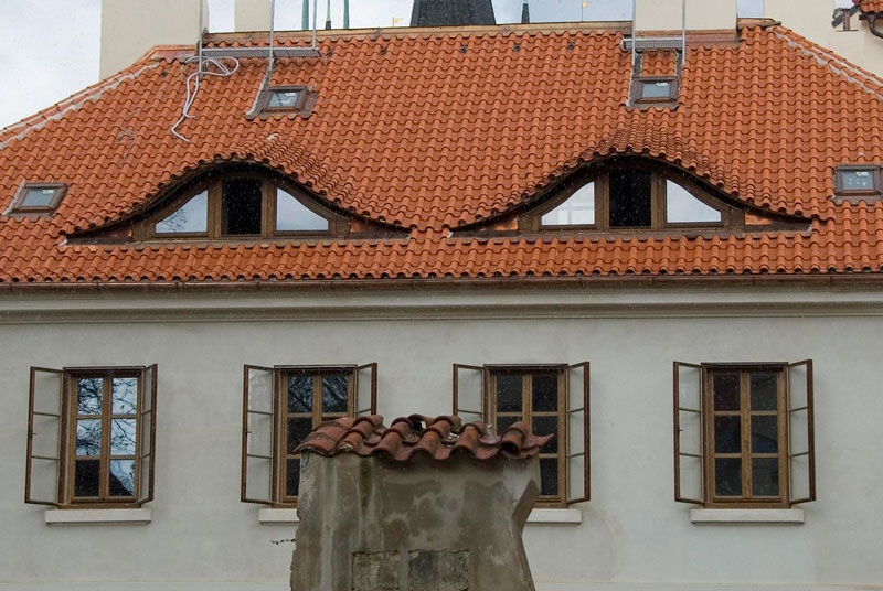 6. Suspicious House in Prague