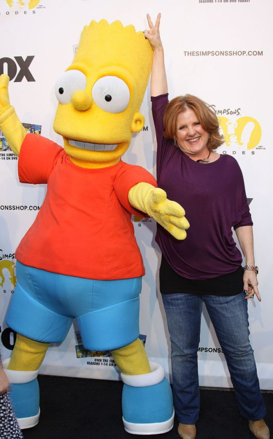 Nancy Cartwright Originally Tried Out For The Voice Of Lisa