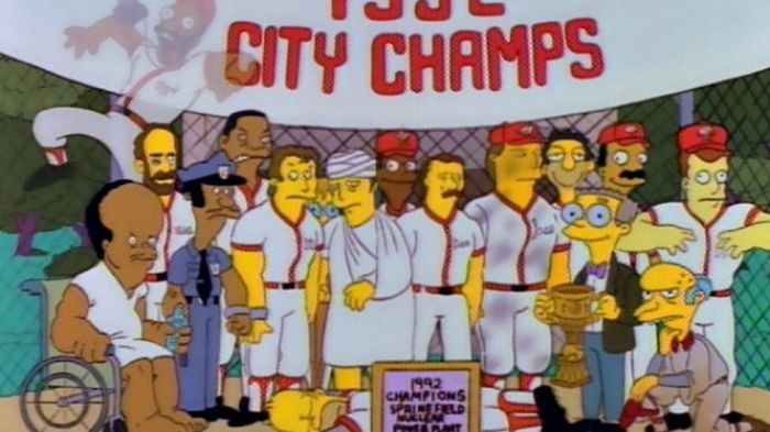 "Two MLB Players Turned Down A Chance To Be On ""Homer At The Bat"""