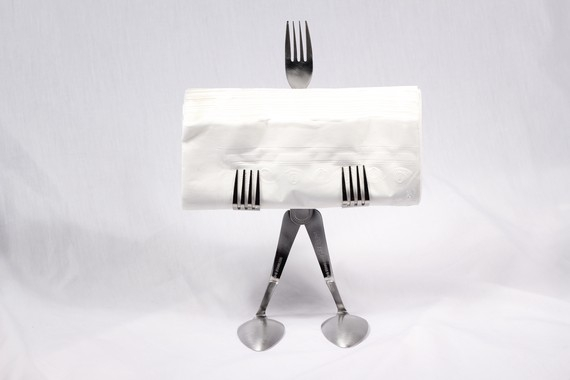 Super Creative Napkin Holders.