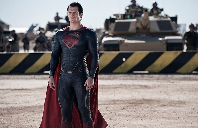 Superman Gets Angry In 'Man Of Steel' TV Spots, Posters, And GIFs