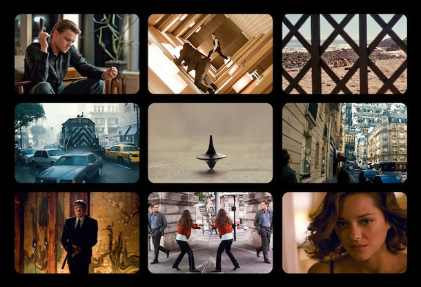 Famous & Celebrated Films Distilled Into Just 9 Frames