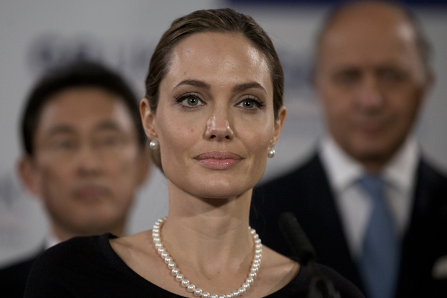 Angelina Jolie Had a Double Mastectomy
