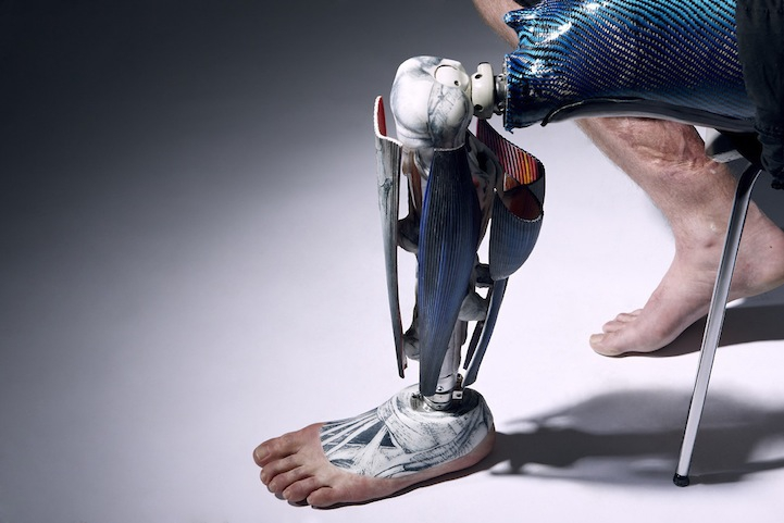 Beautiful design of alternative limb