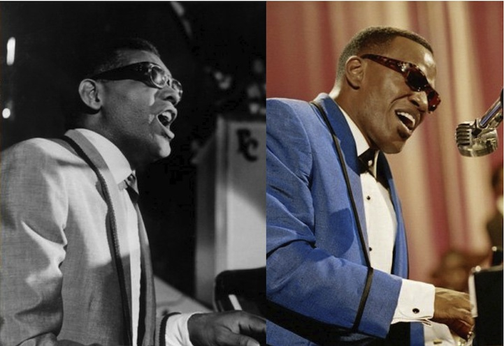 Ray Charles (Jamie Foxx in Ray)