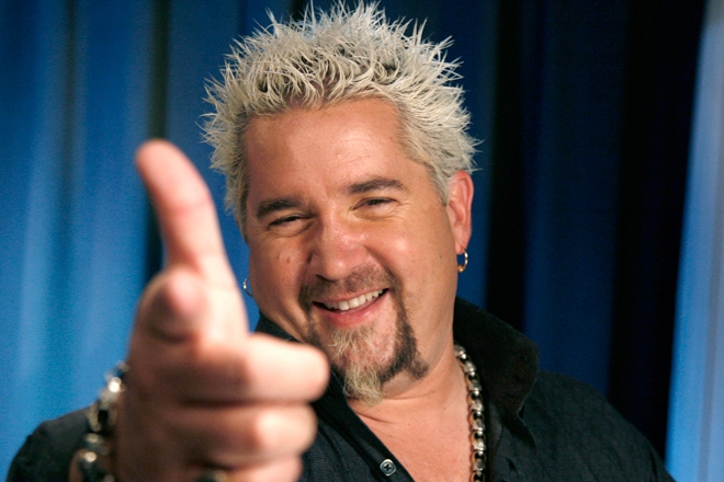 Guy Fieri Has A New Book Out And It's Terrible