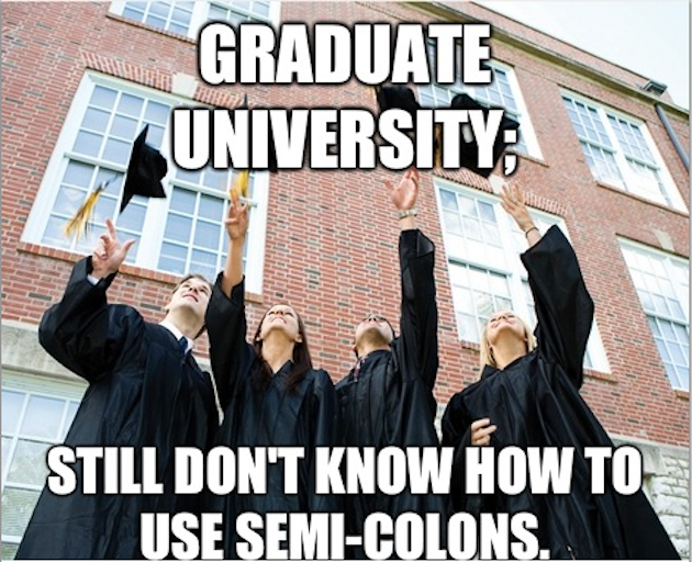 Hilarious Graduation Memes to Help You Avoid the Real World