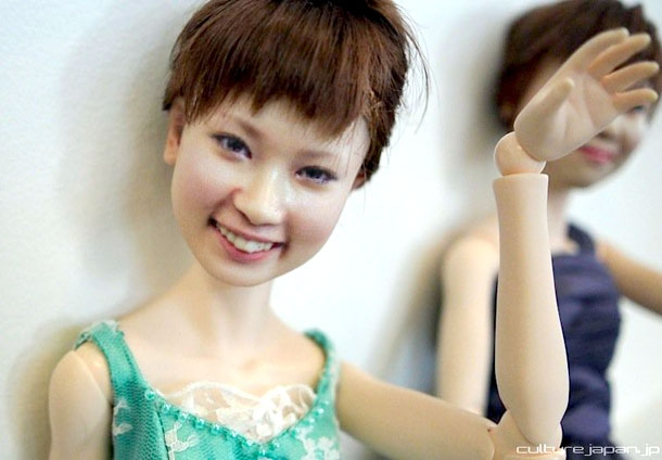 Lookout! Japan Is Going Wild For Human Doll Cloning