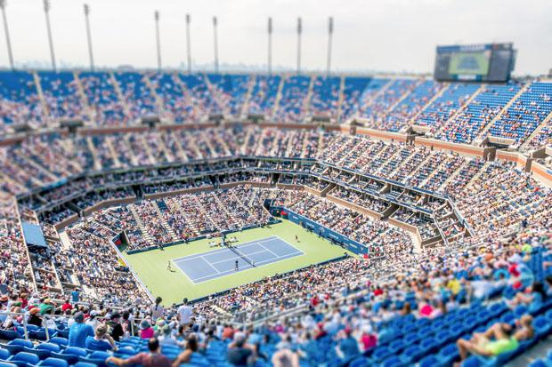 The US Open, New York City