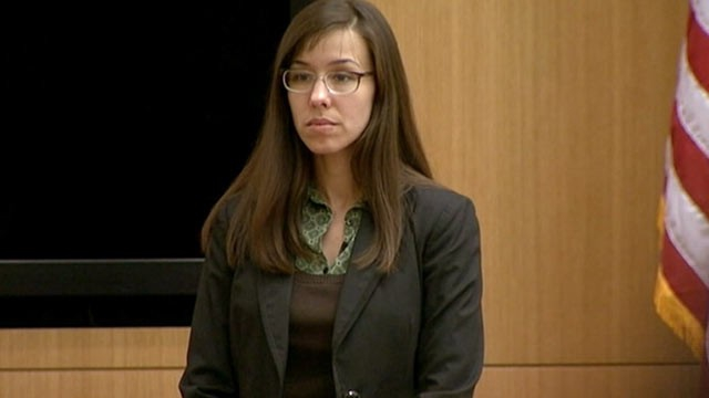 Jodi Arias Would Rather Die.