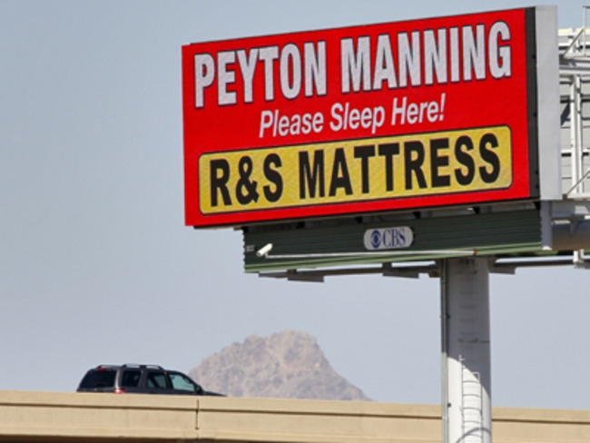 Payton Manning Please!