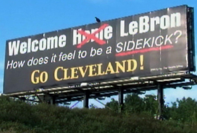 Welcome Back LeBron