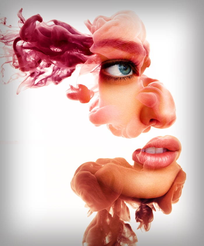Ink portraits  by Alberto Seveso