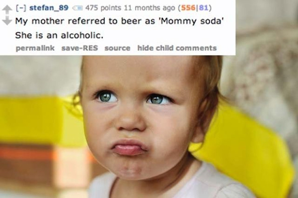 Mommy Soda