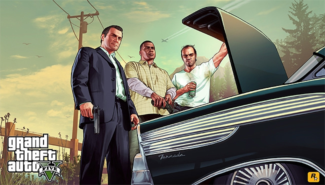 YouTube Reactions To 'GTA V' Don't Disappoint