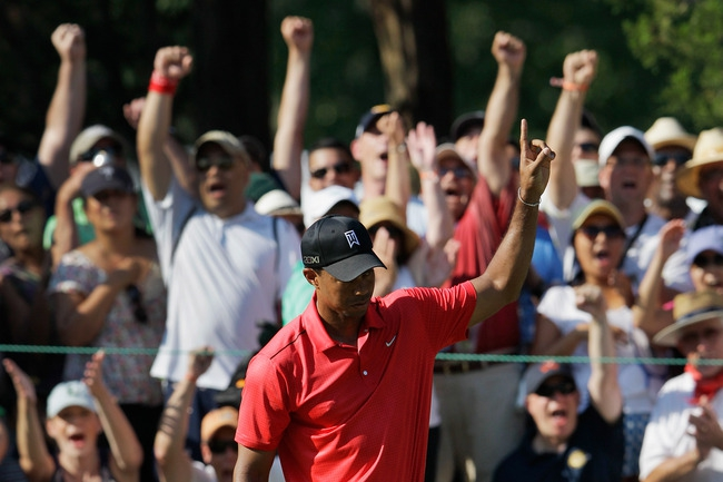 Tiger Woods: I Won the U.S. Open on a Broken Leg