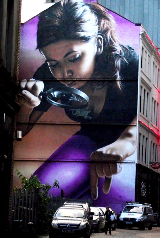 28 Impressive Examples Of Street Art Around The World