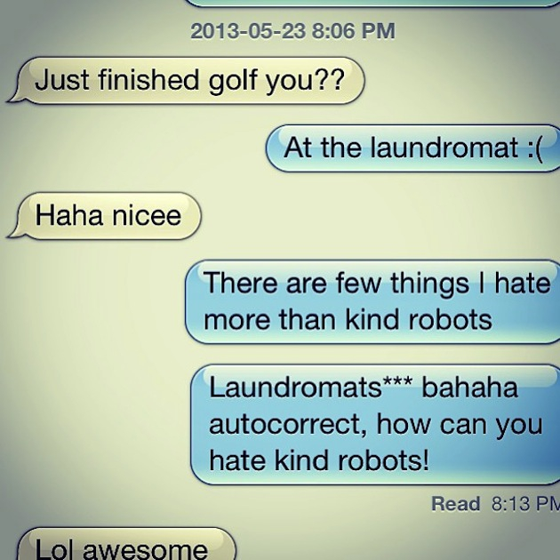 11 Funny Autocorrects on the Web