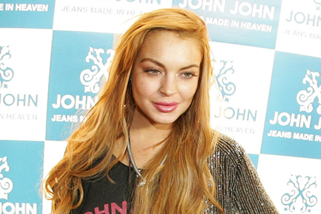 Lindsay Lohan Is Getting Good at This Whole Rehab Thing