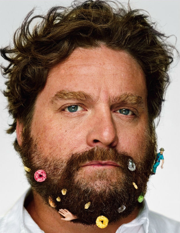 We'd Have a 'Hangover' with Zach Galifianakis