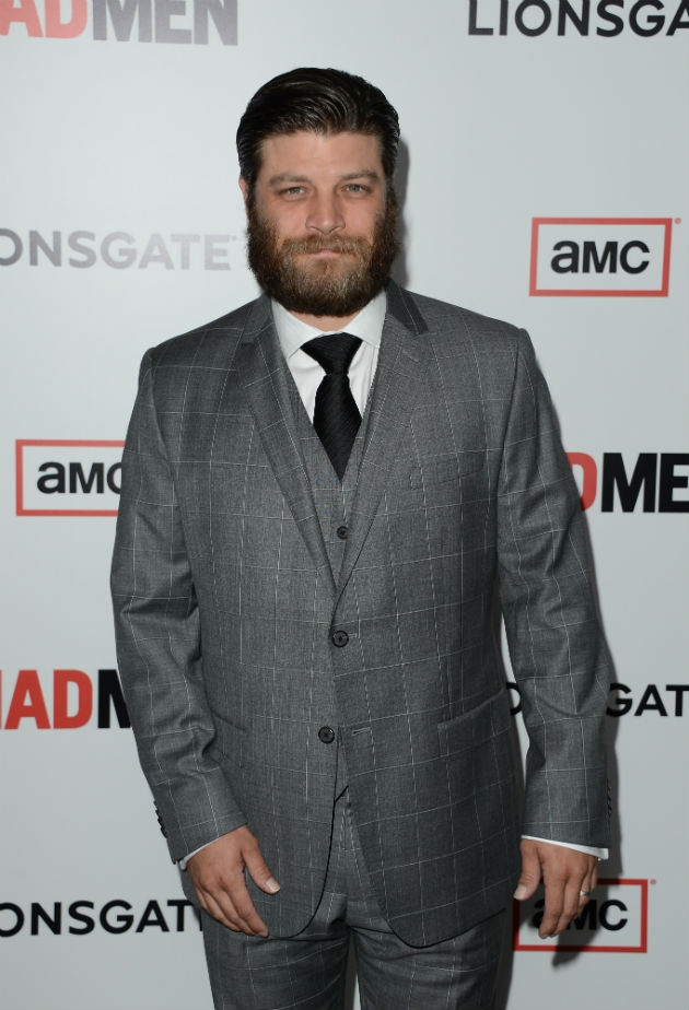 We Want to Cuddle with 'Mad Men' Star Jay R. Ferguson (and His Beard)