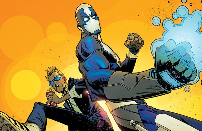 Exclusive Preview: 'Quantum And Woody' #1