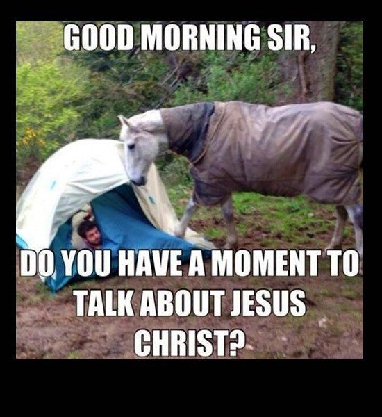 Do you have a moment to talk about Christ?