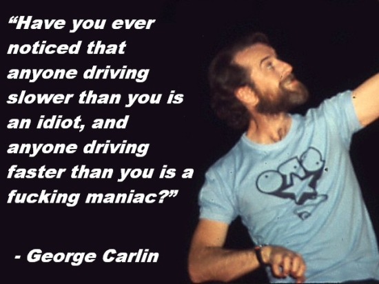 George Carlin, So True