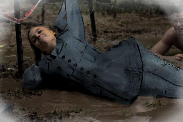 """Paint me like one of your French trench soldiers."""