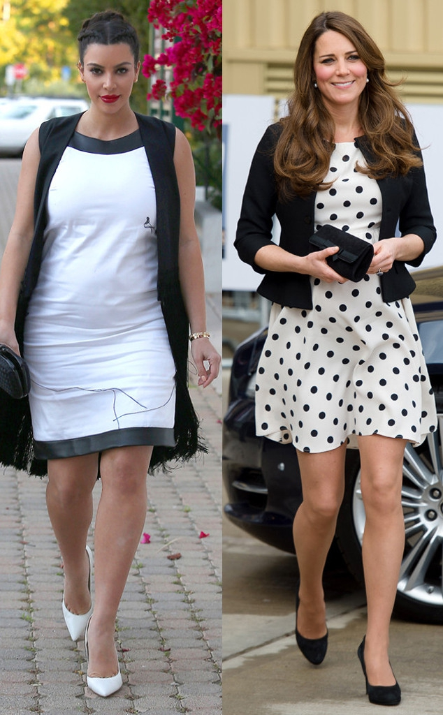 Kate Middleton Vs Kim Kardashian Which One Is Hotter?