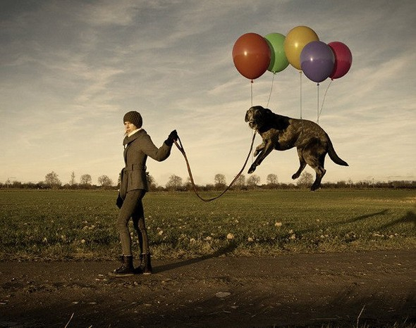 Let Your Imagination Loose With These Incredible Photo Manipulations.