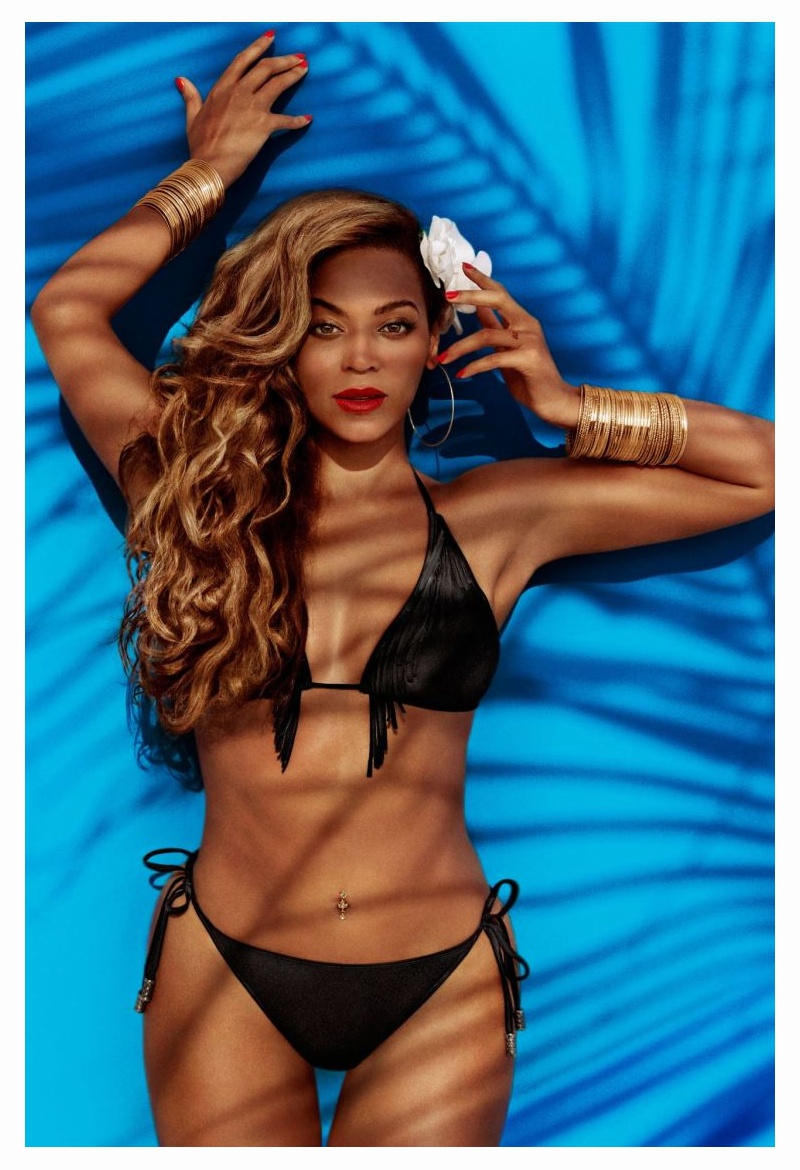 Beyonce Doesn't Appreciate Attempts to Airbrush Her Hotness