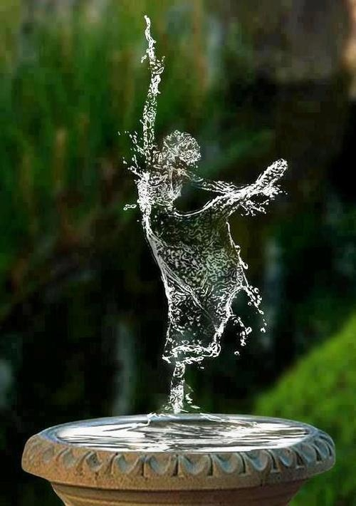Beautiful Water Inspired Art.