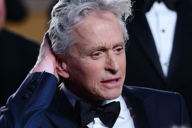 Michael Douglas Says Oral Sex Can Both Cause and Cure Throat Cancer