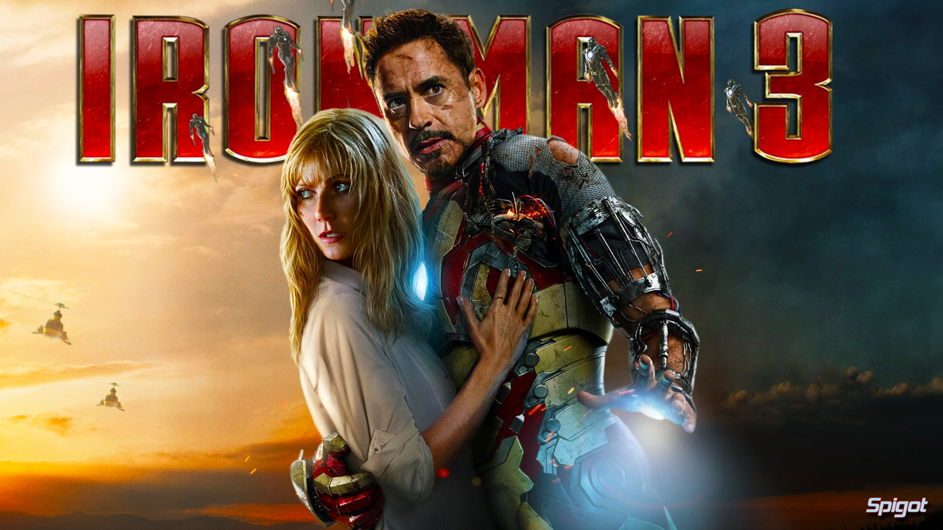 'Iron Man 3' Is Officially One Of The Highest Grossing Movies Ever