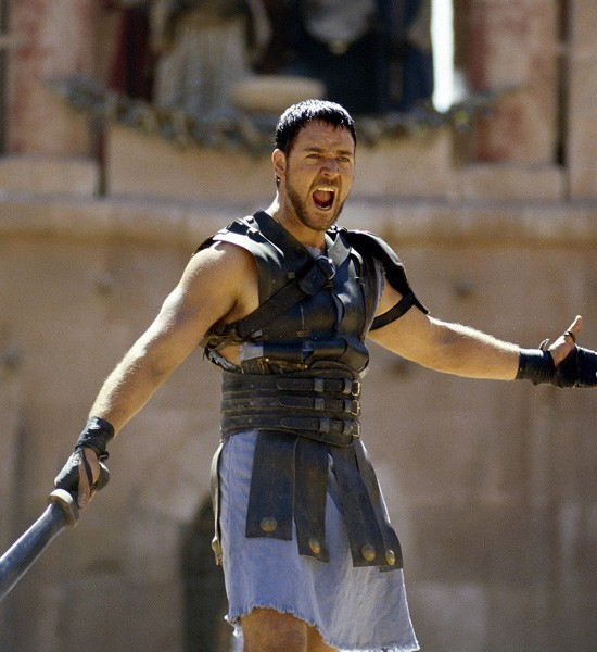 """My name is Maximus Decimus Meridius. Father to a murdered son. Husband to a murdered wife. And I will have my vengeance"