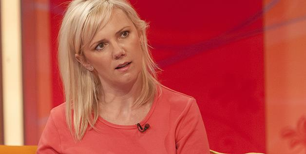 Samantha Brick authored a controversial essay published in the Daily Mail, saying she's so attractive that strangers reg