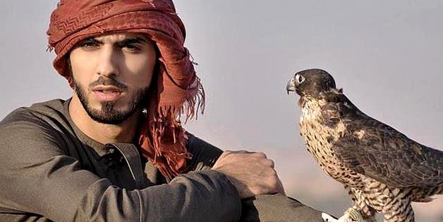 Omar Borkan Al Gala was deported from Saudi Arabia for being too handsome.