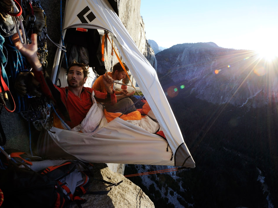 Extreme Camping Is Every Adrenalin Junkies Paradise!