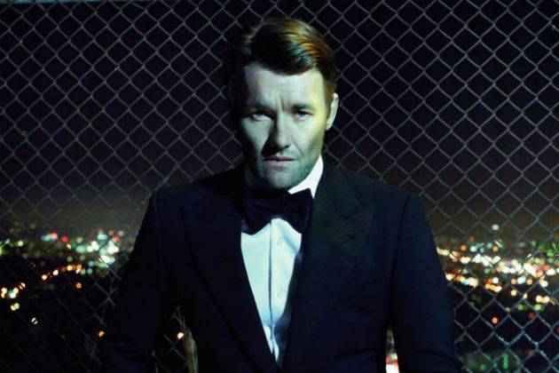 Joel Edgerton Is Serious and Sexy, and Seriously Sexy