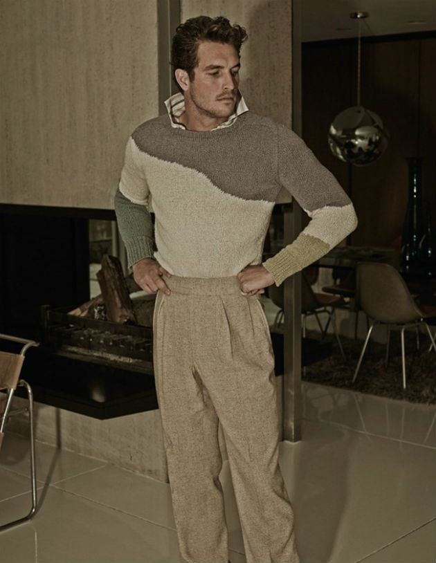 Model Justice Joslin Makes Us Believe There Is Justice in This World