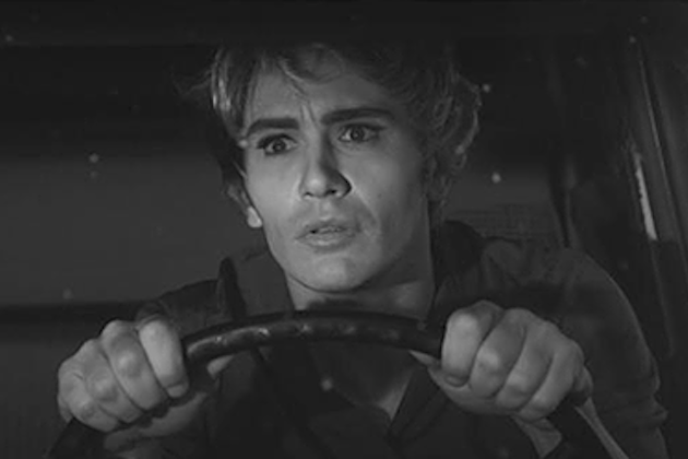 James Franco Dressed Up as Janet Leigh in 'Psycho'...No one Knows Why.