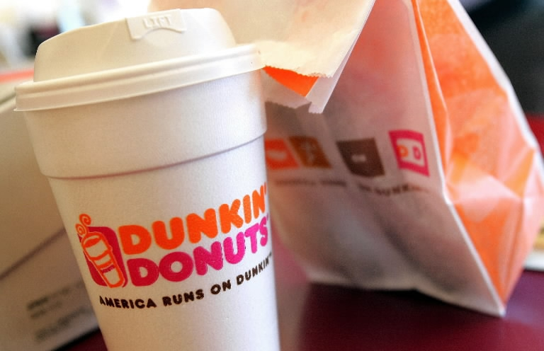 Lady Goes Crazy, Demands Free Food At Dunkin Donuts