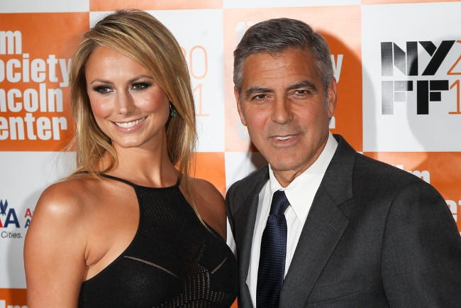 George Clooney Inspires New Fad Of 'Ball Ironing'