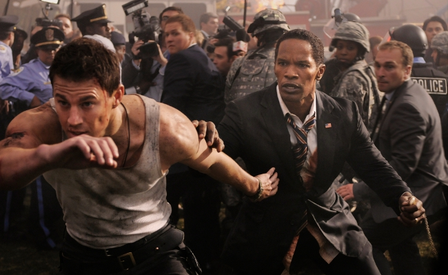The New 'White House Down' Trailer Is Four Minutes Of Awesomeness