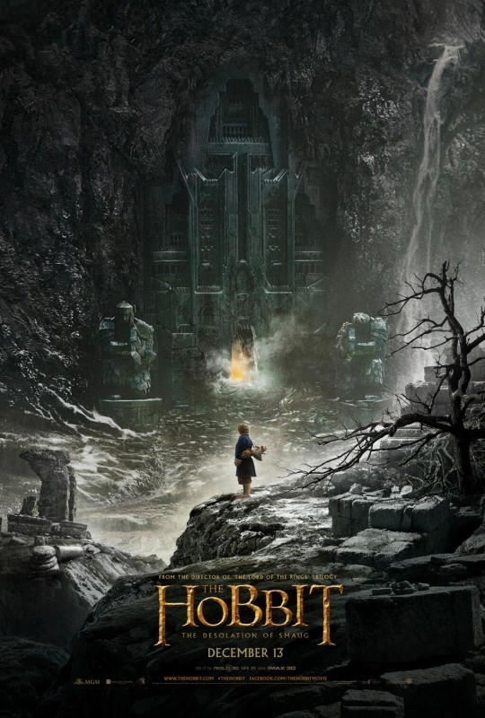 Poster for The Hobbit: Desolation of Smaug