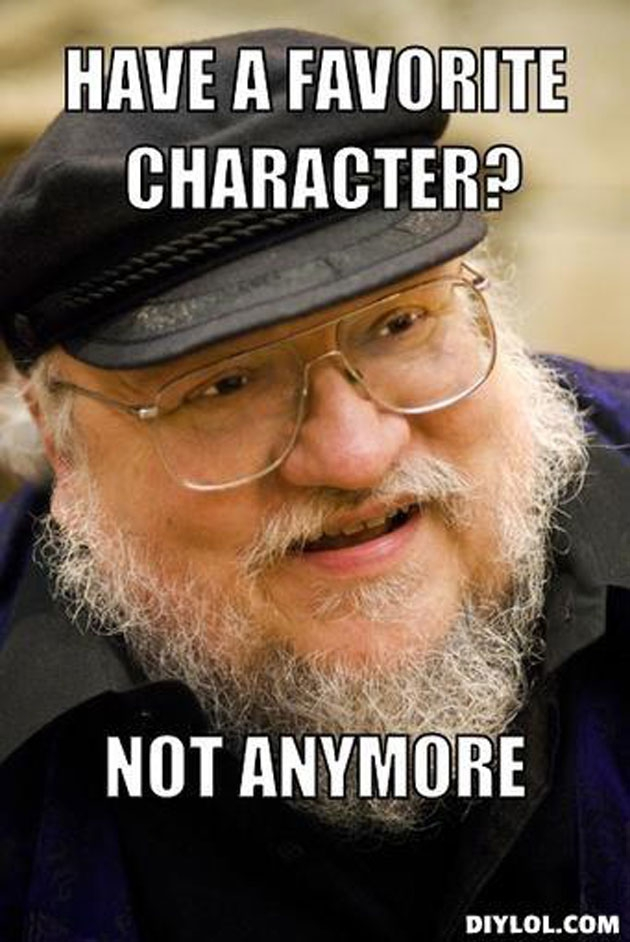 The Funniest Memes From 'Game of Thrones' Season Three